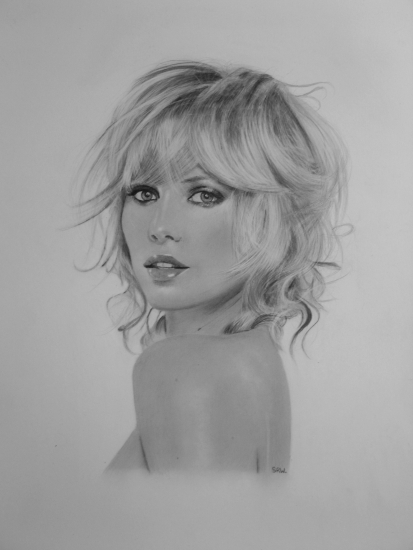 Charlize Theron by steve2656